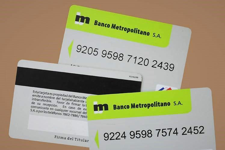 Aclara Banco Metropolitano error en proceso de visualización de saldos bancarios