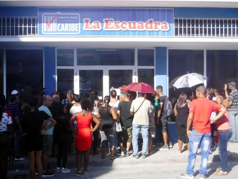 """En Audio: A los santiagueros le """"cuadra"""" La Escuadra"""