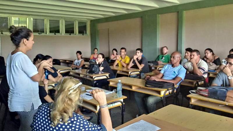 En Pinar del Río inició proceso de ubicación laboral de los graduados de nivel superior