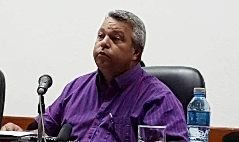 Secretario General de la CTC, Ulises Guillarte de Nacimiento