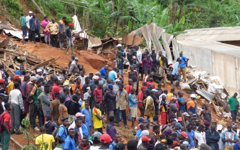 Cuban FM sends his condolences to Cameroon on natural disaster