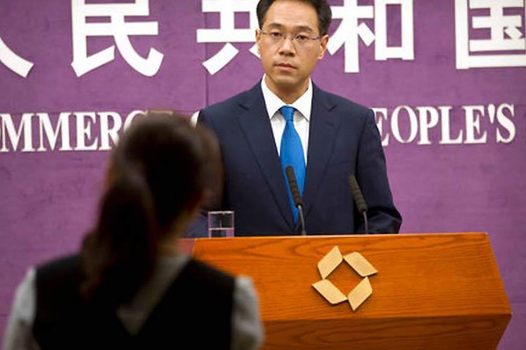 U.S. Requirements Violate WTO Principles, says China
