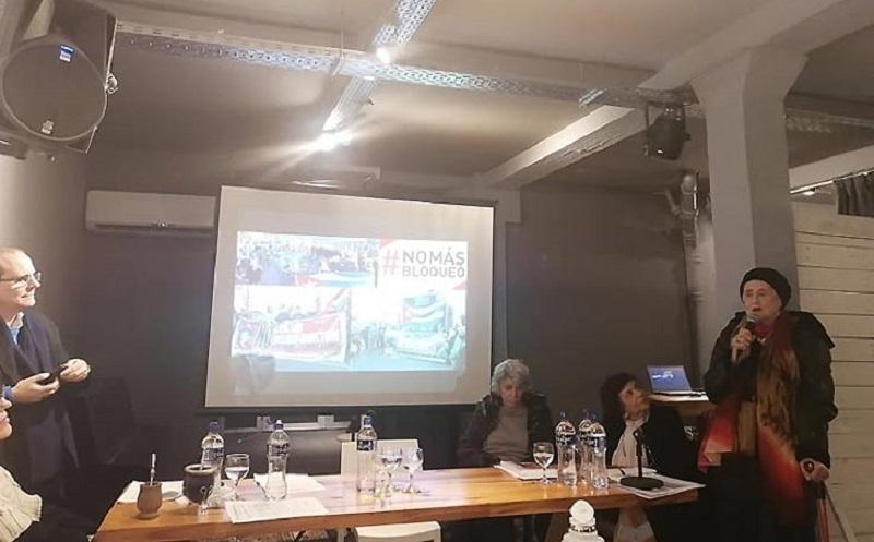 Argentine Jurists, Intellectuals Denounce Hostility against Cuba