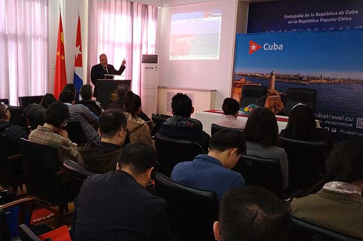 Cuba, an attractive and safe tourist destination for China