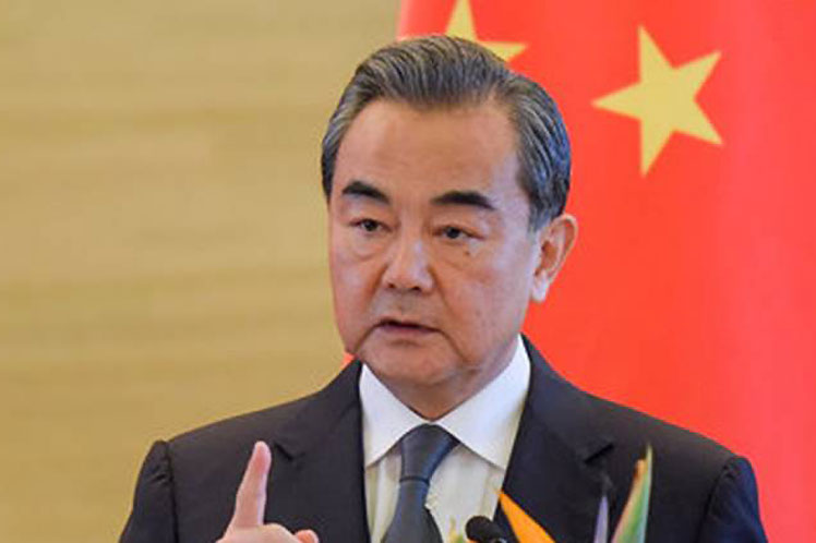 China criticizes from Bangkok New Tariffs Imposed by the US