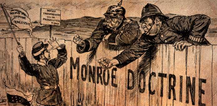La perversidad de la Doctrina Monroe