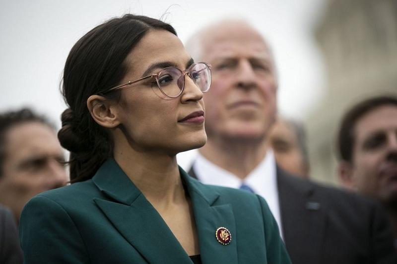 Conoce el Nuevo Acuerdo Verde de la congresista más joven de EE.UU.