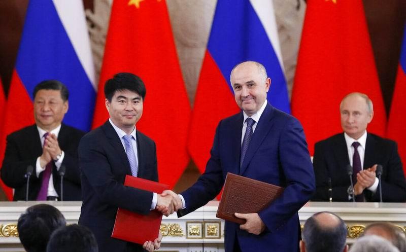 China y Rusia apuestan por la tecnología 5G