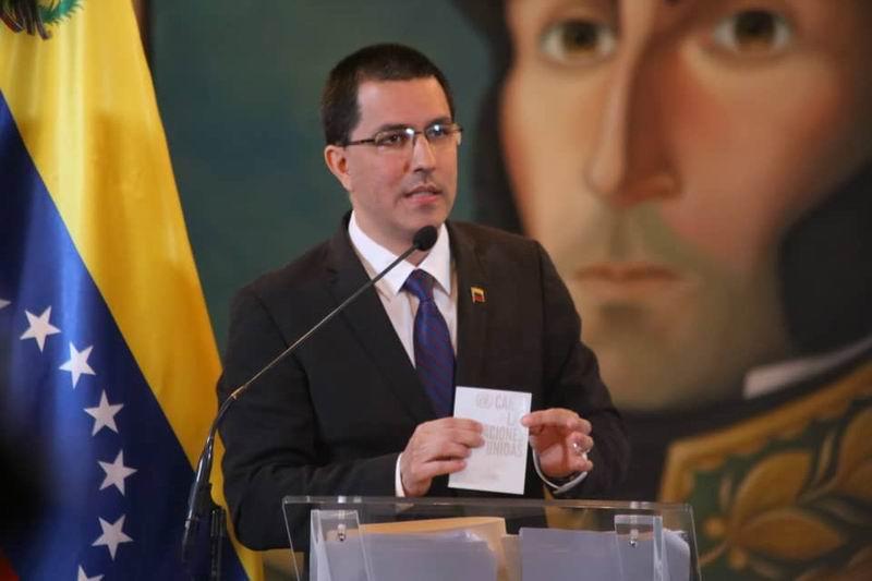 Apuesta Venezuela por el diálogo pese a sanciones de Estados Unidos