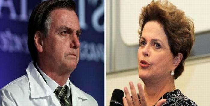 Acusa Dilma Rousseff a Bolsonaro de ser un traidor a la Patria