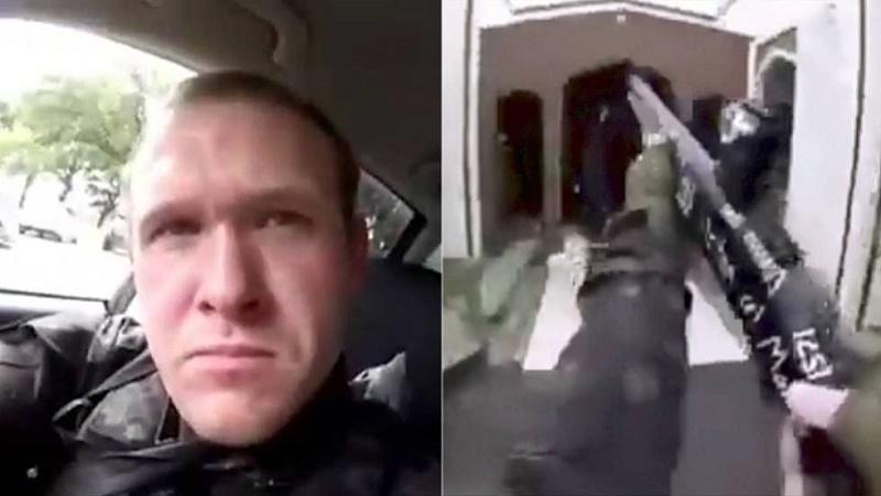 Video De Masacre En Nueva Zelanda Wallpaper: Conmocionada Nueva Zelanda Por Masacre Terrorista