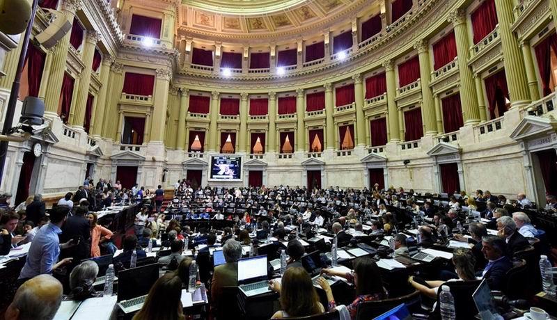 Jurarán 130 nuevos diputados en Argentina