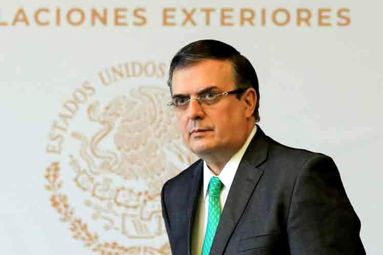 Mexican FM Marcelo Luis Ebrard to make official visit to Cuba