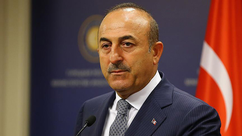 Minister of Foreign Affairs of Turkey, Mevlut Cavusoglu