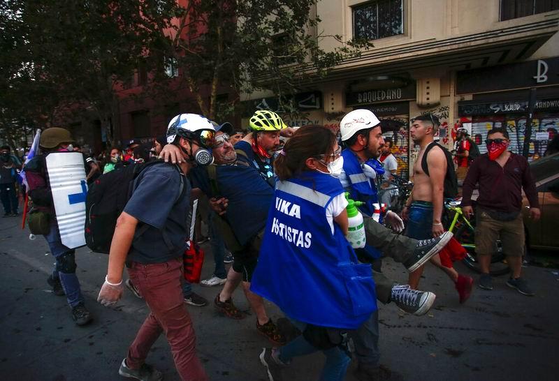 Nuevo informe cuestiona la situación de los Derechos Humanos en Chile