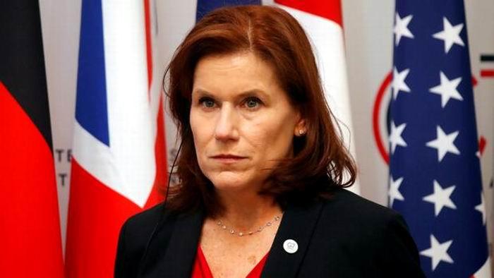 La vicesecretaria interina del Departamento de Seguridad Nacional de Estados Unidos, Claire Grady, presentó este martes su renuncia