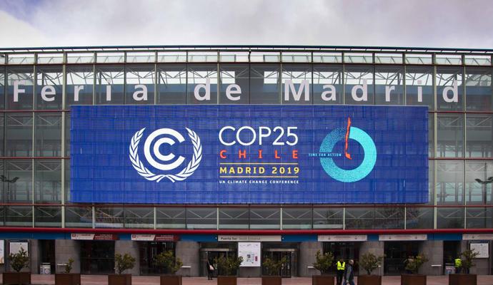 Arranca en Madrid nueva batalla política contra la crisis climática