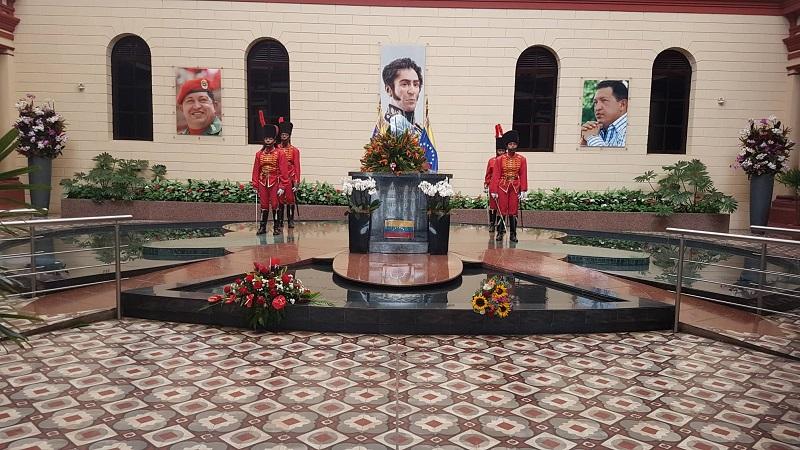 """""""Chávez fue el que nos abrió los ojos"""""""