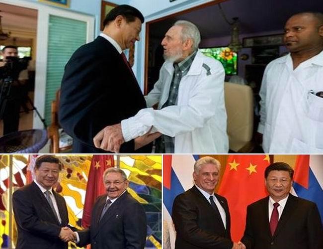 Cuba y China: relación ejemplar más allá de la prueba del tiempo