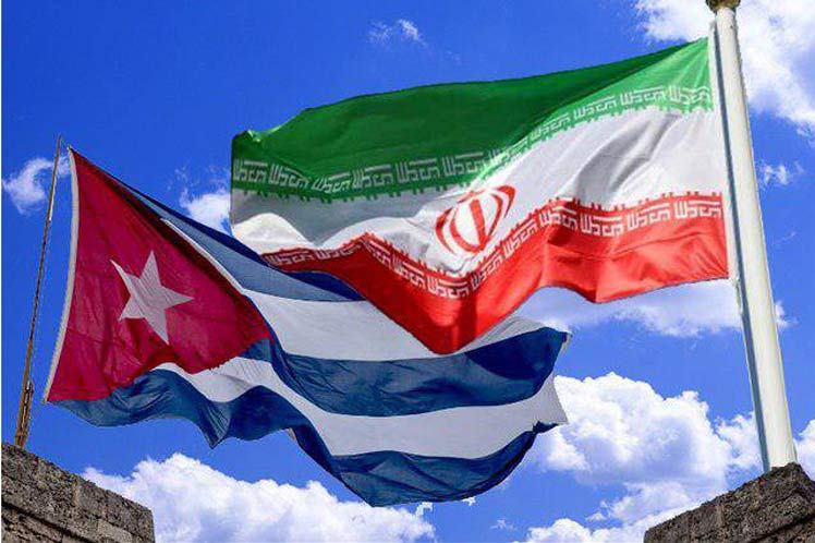 Cuba reiterates solidarity with Iran in the face of U.S. aggressiveness