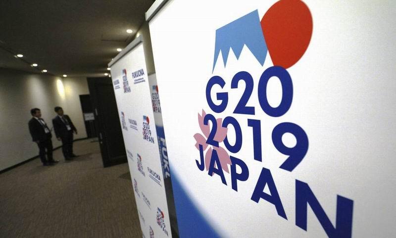 Comenzará el viernes Cumbre del G20 en Japón