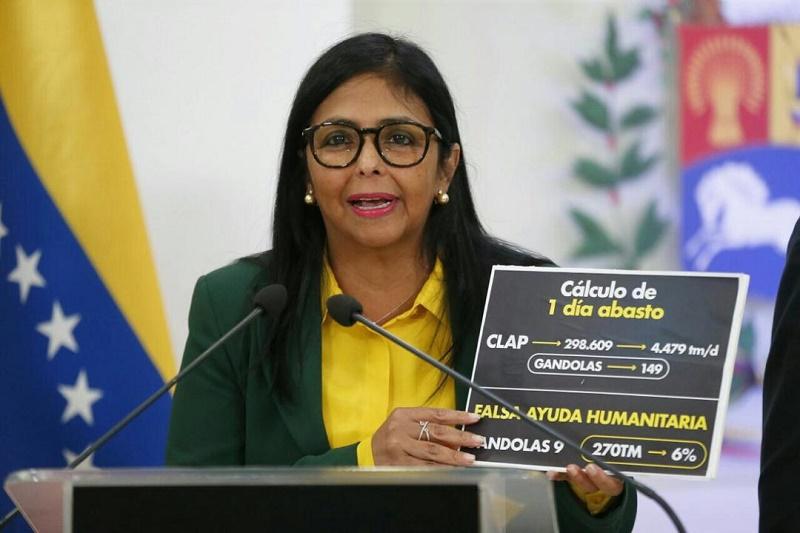 Venezuela y la falsa ayuda humanitaria