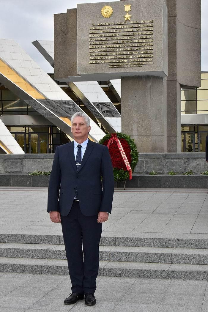 Cuba y Belarús fortalecen vínculos bilaterales