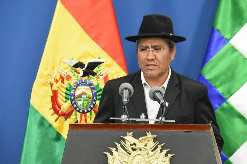 Canciller boliviano va a la OEA