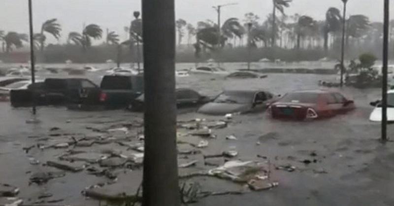 Vive Bahamas tragedia histórica por devastación del huracán Dorian