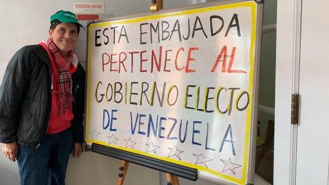 Viola EEUU el derecho internacional al irrumpir en sede diplomática venezolana en Washington