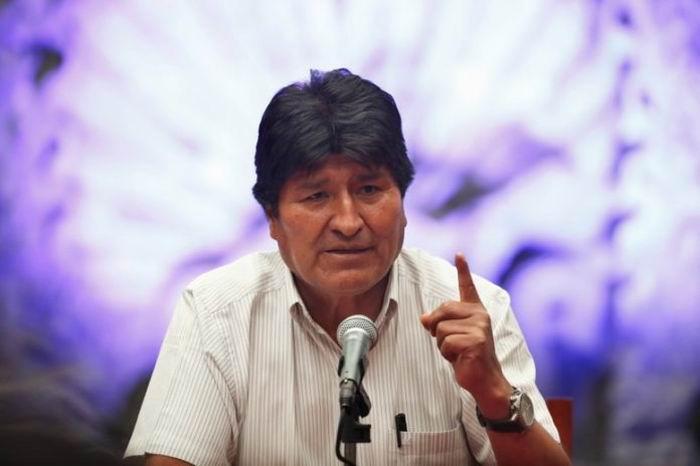 Reitera Evo Morales que la Organización de Estados Americanos es cómplice de golpe de Estado en Bolivia