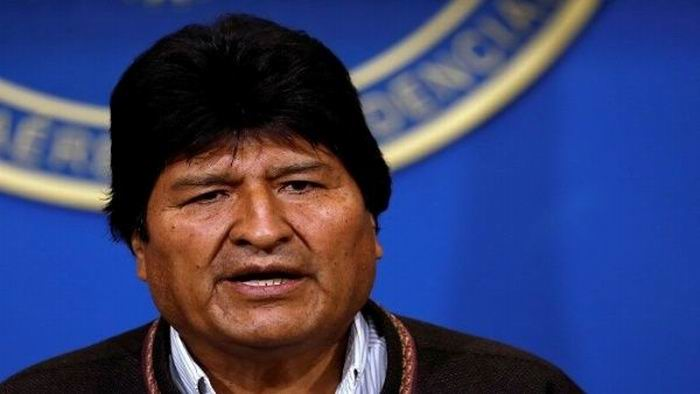 World leaders against coup d etat in Bolivia