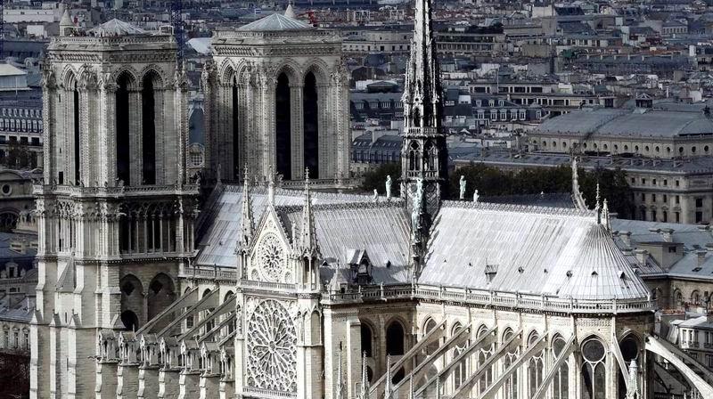 Detalles de Notre Dame