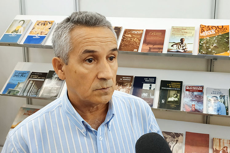 Cuba with fruitful presence in Beijing Book Fair