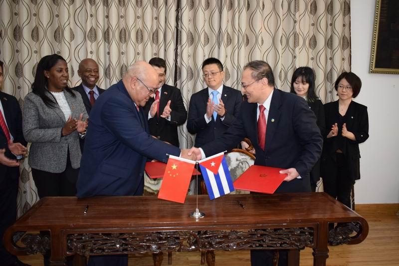 Cuba por ampliar lazos con China en sector azucarero