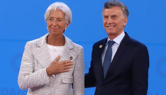 Continúa el endeudamiento de Argentina con el FMI