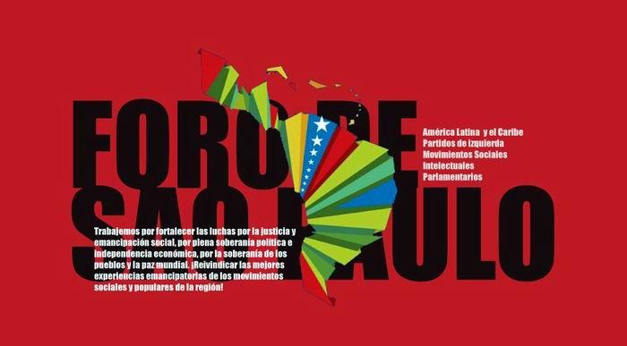 Llama Bruno Rodríguez a ratificar compromiso de paz en Foro de Sao Paulo