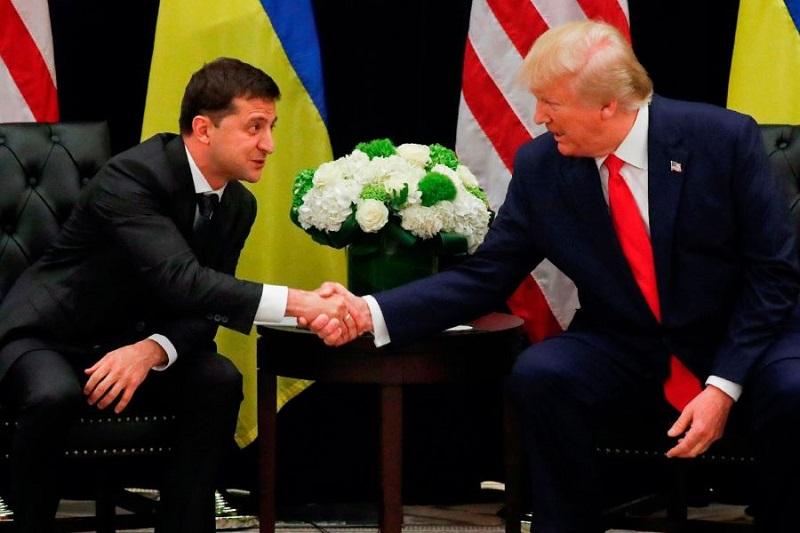 Podría un segundo denunciante aportar más información contra Trump en torno al Ucraniagate