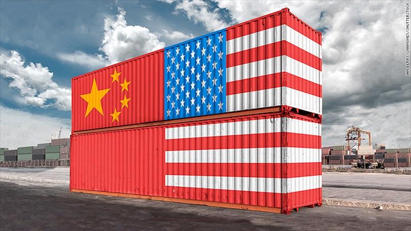 Concluyen con visos de optimismo negociaciones comerciales entre Estados Unidos y China