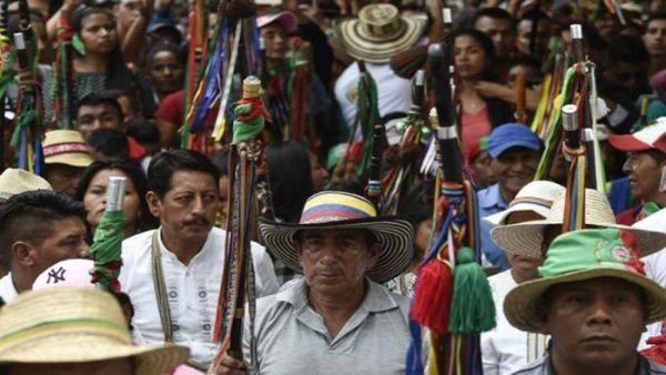 Asesinan a otro líder indígena en el departamento de Antioquia, Colombia