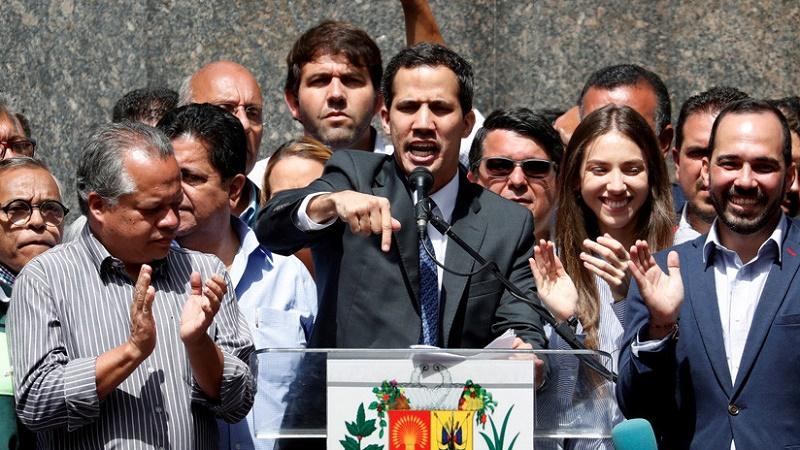 Investigará Venezuela a los funcionarios nombrados por el presidente ilegítimo Juan Guaidó
