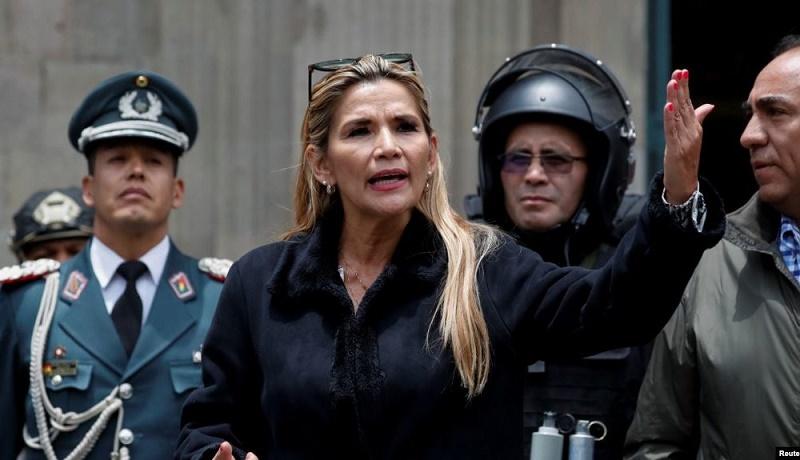 Desconoce gobierno golpista a nueva directiva del parlamento boliviano
