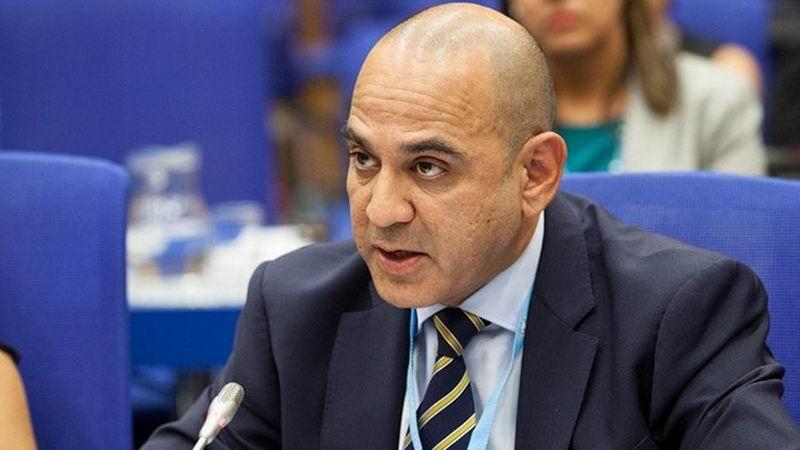 Canciller Arreaza denunció en seminario internacional en Viena arremetida de EEUU