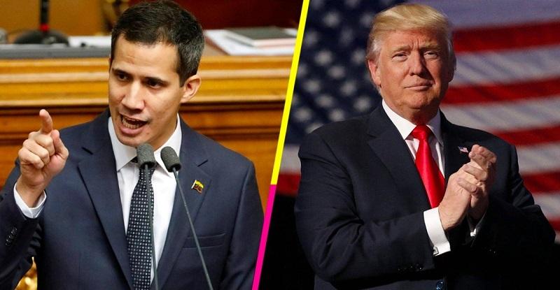 Opta Estados Unidos por sacrificar a su peón en Venezuela
