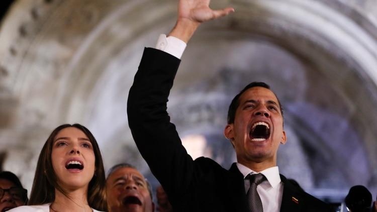 John Bolton fue desde la Casa Blanca la cabeza más visible de la intentona golpista para derrocar a Nicolás Maduro