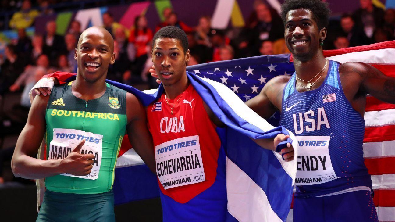 Entre campo y pista, la apuesta cubana en el Mundial de Doha