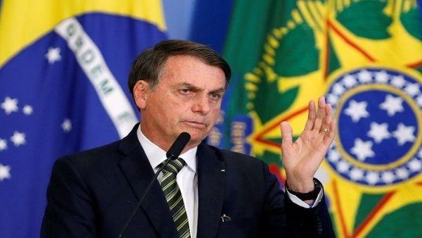 Piden medios de prensa brasileños juicio político contra Jair Bolsonaro