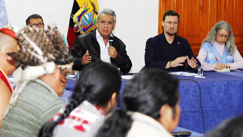 Adiós al Decreto 883 en Ecuador
