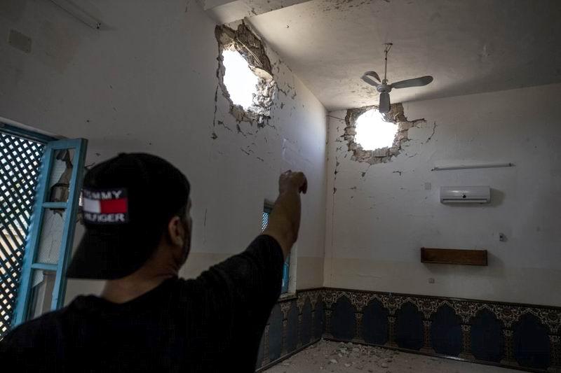 Libia en guerra