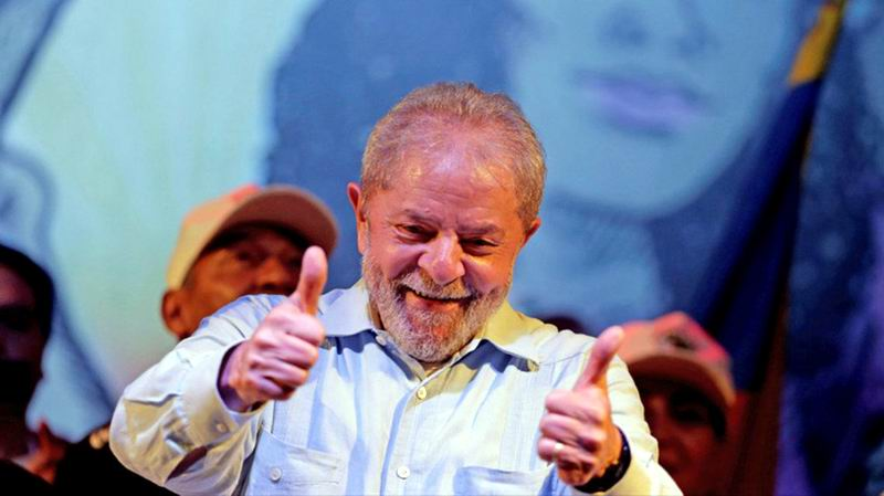 Absuelven a Lula en caso sobre presunta organización delictiva